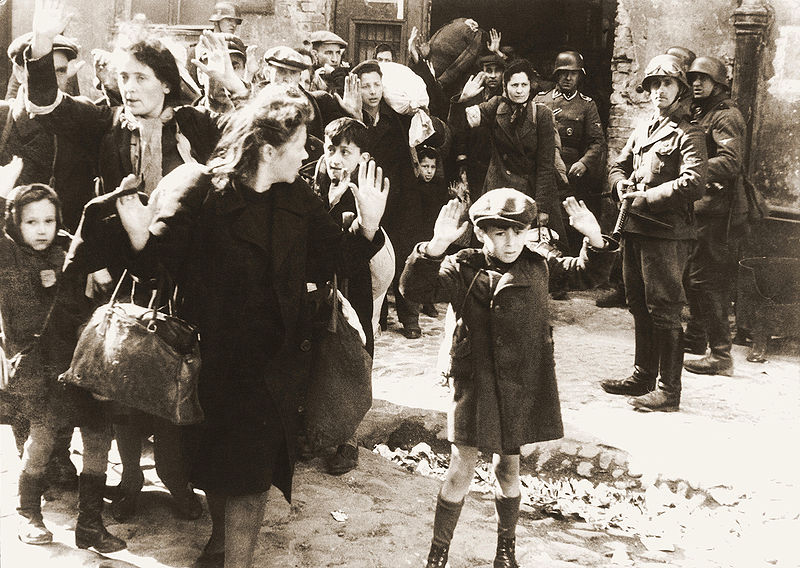 Human History - Philosophy of history, the holocaust