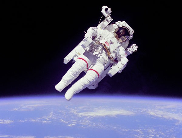 3. Technologies. Image: Image: Astronaut in space (NASA).